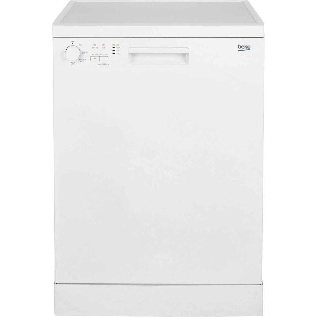 Beko DFN04C10W Full Size Dishwasher