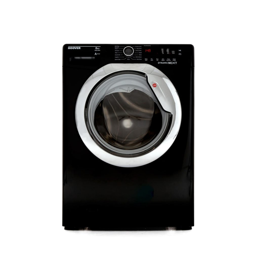 Hoover DXC58BC3 1500 Spin 8KG Washing Machine