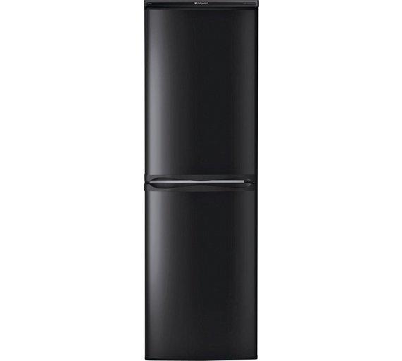 Hotpoint First Edition RFAA52K Tall Fridge Freezer - Black