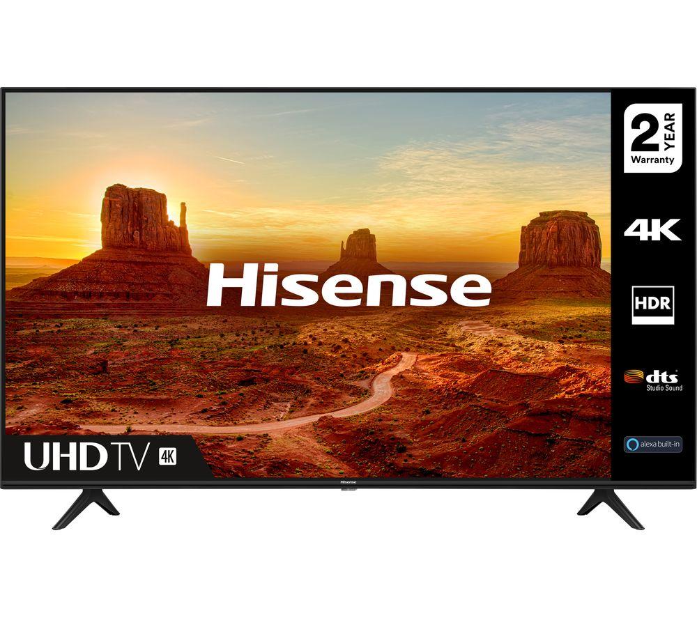 Hisense UHD 4k smart TV