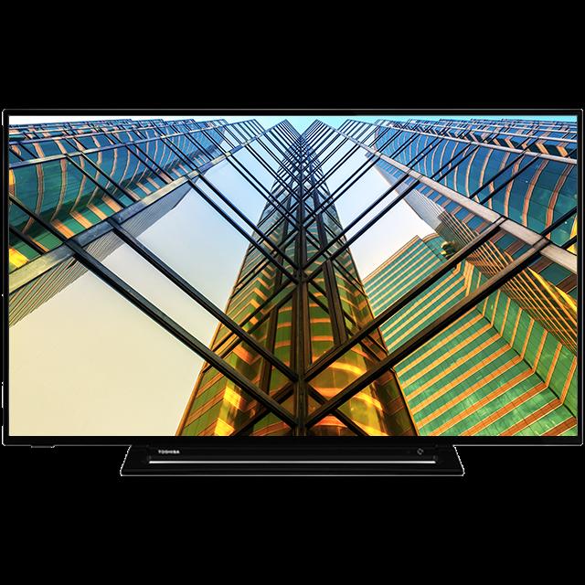 Toshiba 4k HDR smart TV